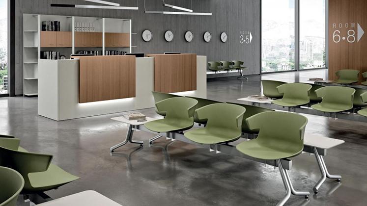 Mobili Per Ufficio : Mobili per ufficio quadrifoglio su arredodidesign