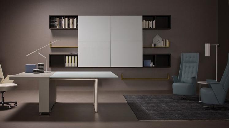 Estel Mobili Per Ufficio.Smart Office Estel Su Arredodidesign It