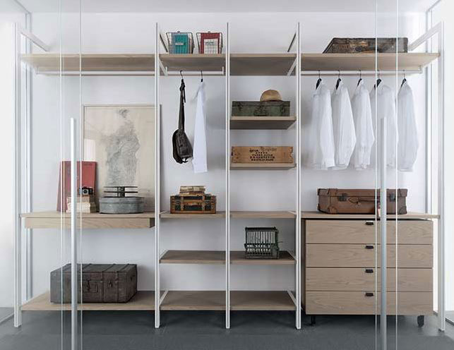 Cremagliere per cabine armadio top como iluminar un vestidor with cremagliere per cabine - Moduli per cabine armadio ...